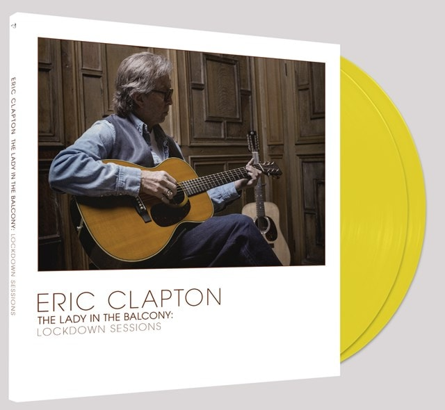 The Lady in the Balcony: Lockdown Sessions - Limited Edition Translucent Yellow Vinyl - 1