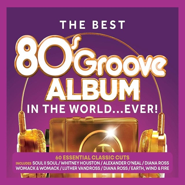 The Best 80s Groove Album in the World...ever! - 1