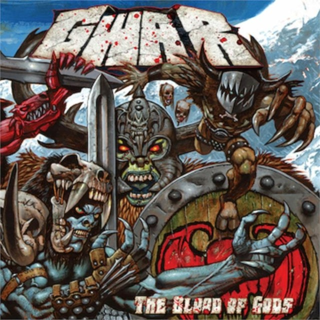 The Blood of Gods - 1