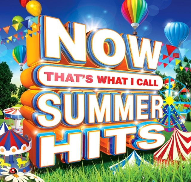 Now That's What I Call Summer Hits - 1