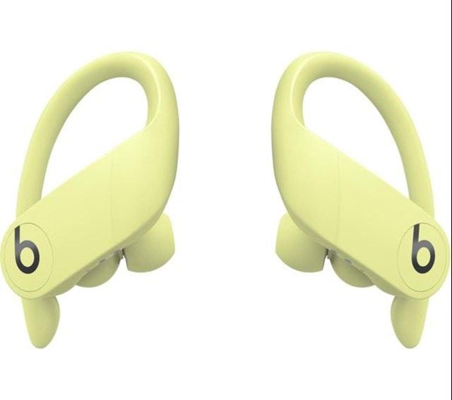 Beats By Dr Dre Powerbeats Pro True Wireless Yellow Earphones - 3