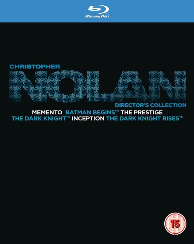 Christopher Nolan Director's Collection - 1
