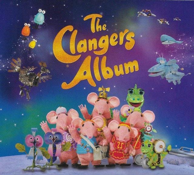 The Clangers Album - 1