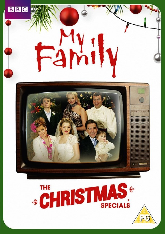 My Family: The Christmas Specials - 1