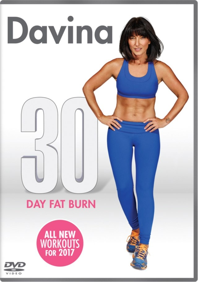 Davina: 30 Day Fat Burn - 1