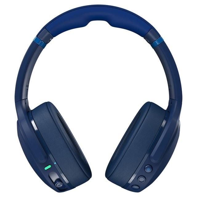 Skullcandy Crusher Evo Dark Blue/Green Bluetooth Headphones - 1