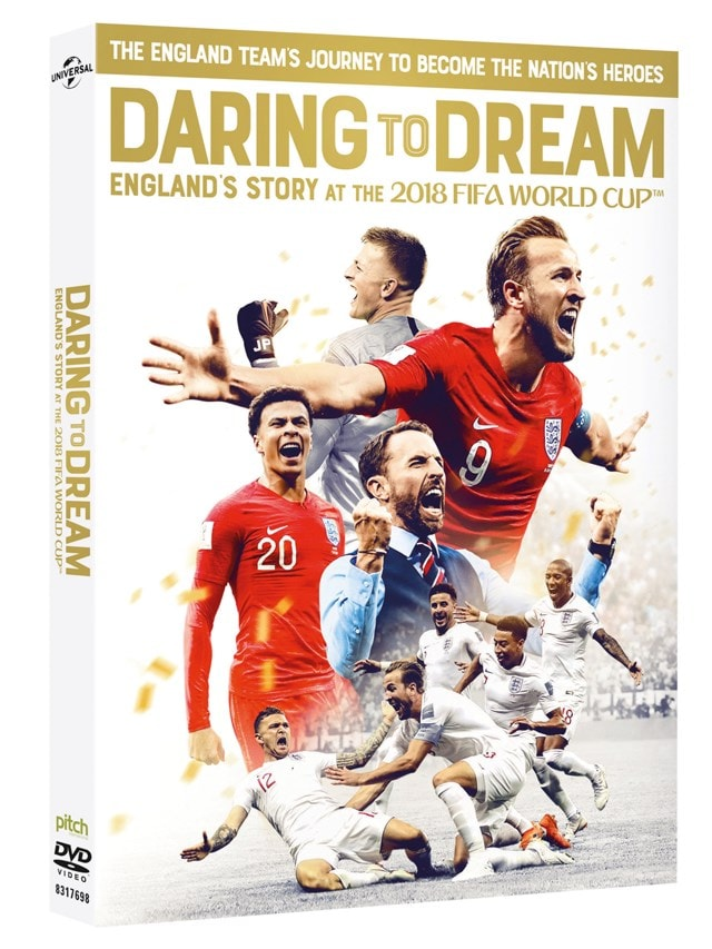 Daring to Dream: England's Story at the 2018 FIFA World Cup - 2