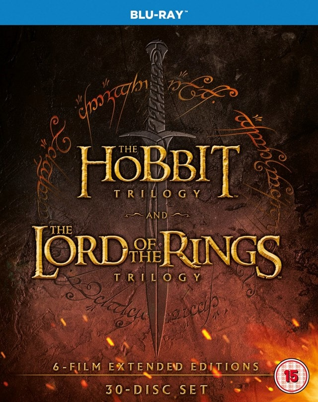 The Hobbit Trilogy/The Lord of the Rings Trilogy: Extended... - 1
