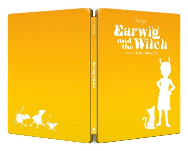 Earwig and the Witch Limited Edition Steelbook - 1