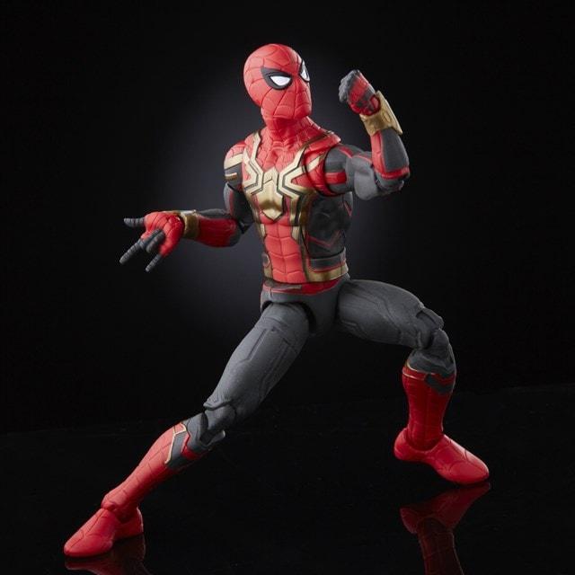 Integrated Suit Spider-Man: Spider-Man No Way Home: Marvel Legends Series Action Figure - 3