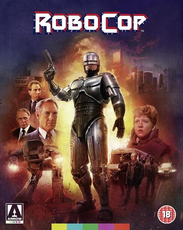 Robocop Limited Edition - 1