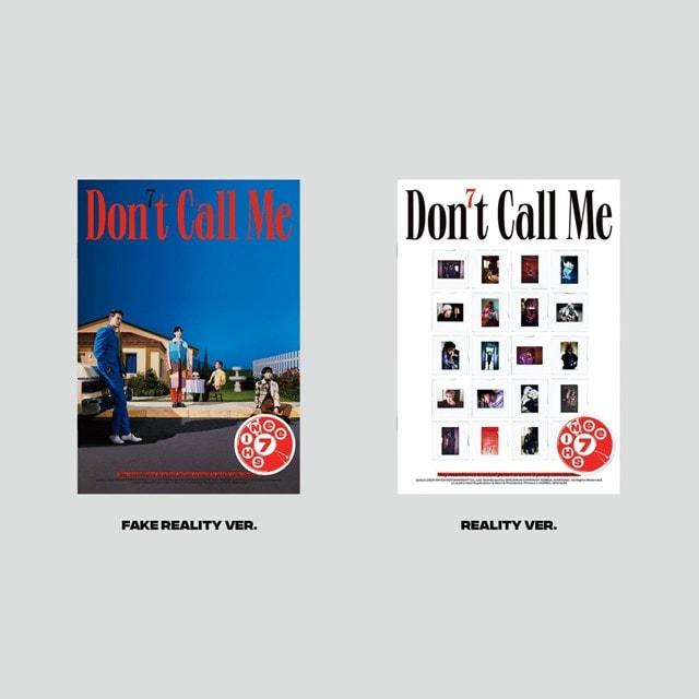 Don't Call Me - The 7th Album: Photobook Version - 1