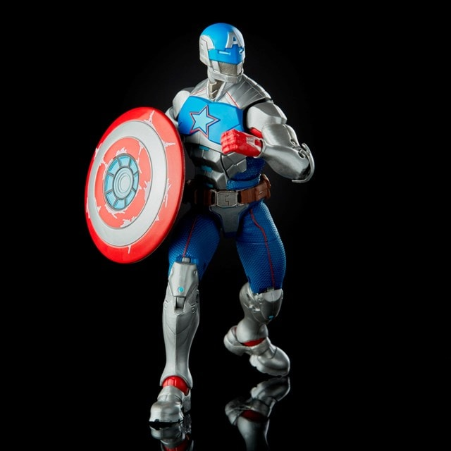 Civil Warrior: Contest Of Champions: Marvel Gamer Verse Action Figure - 7
