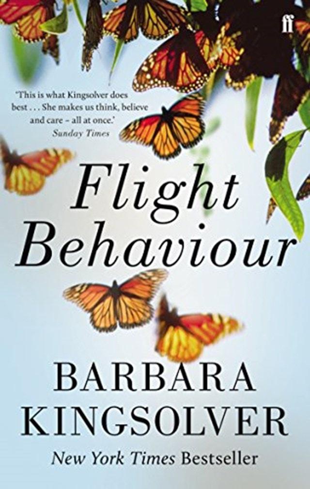 Flight Behaviour - 1