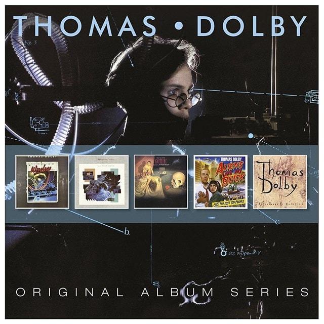 Thomas Dolby - 1