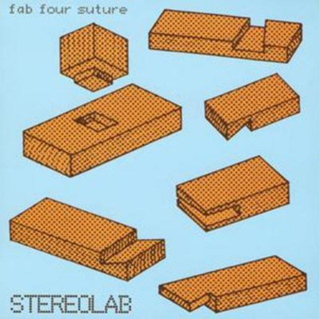 Fab Four Suture - 1
