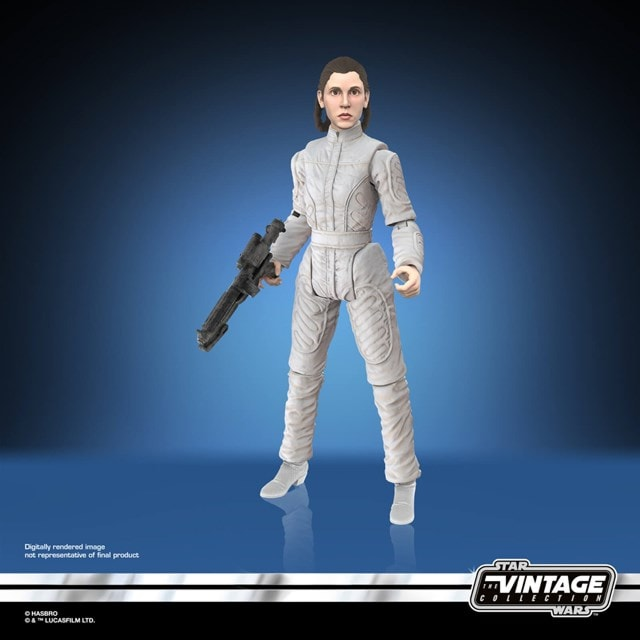 Star Wars Vintage Collection Princess Leia Bespin Escape Action Figure - 1