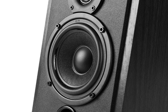 Edifier R1700BT Black Active Bluetooth Bookshelf Speakers - 5