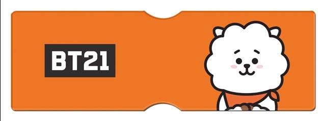 Card Holder BT21: RJ - 2