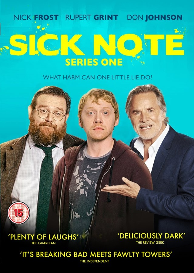 Sick Note: Series One - 1