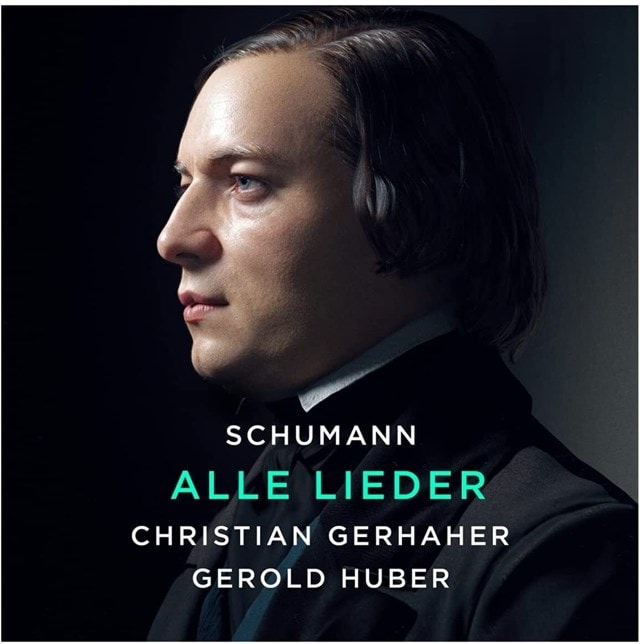 Schumann: Alle Lieder - 1