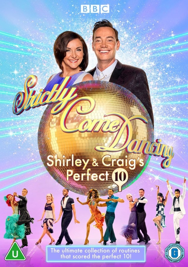 Strictly Come Dancing: Shirley and Craig's Perfect 10 - 1