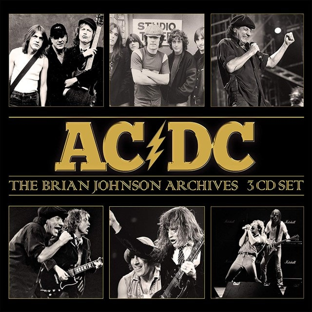 The Brian Johnson Archives - 1