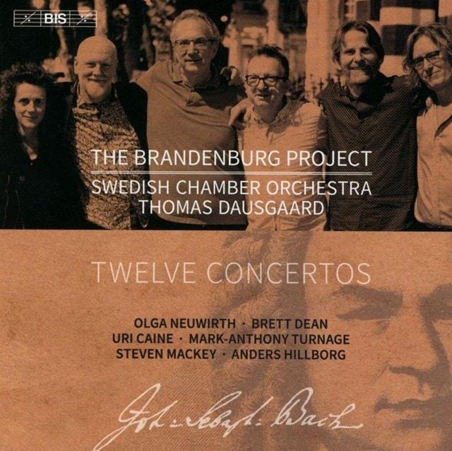The Brandenburg Project: Twelve Concertos - 1