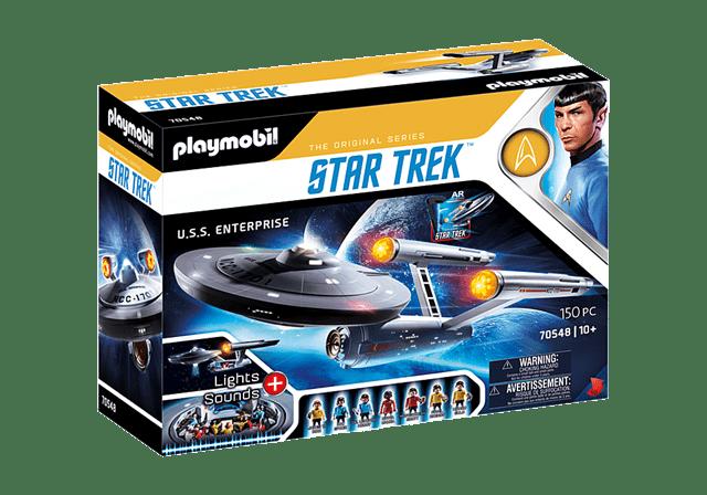 Playmobil Star Trek U.S.S. Enterprise NCC-1701 - 1