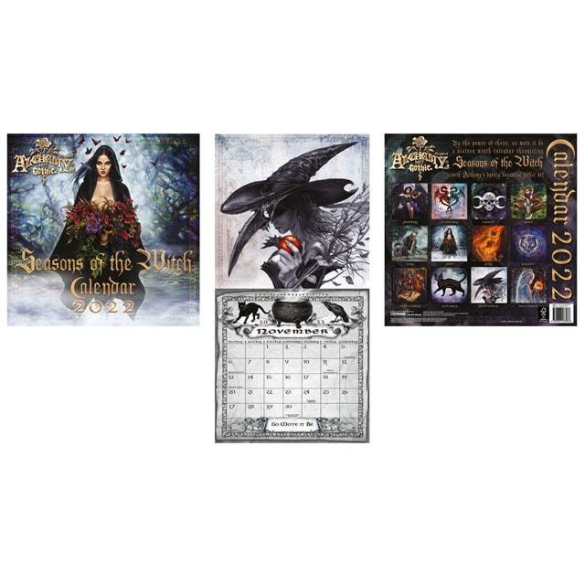 Alchemy: Square 2022 Calendar - 1