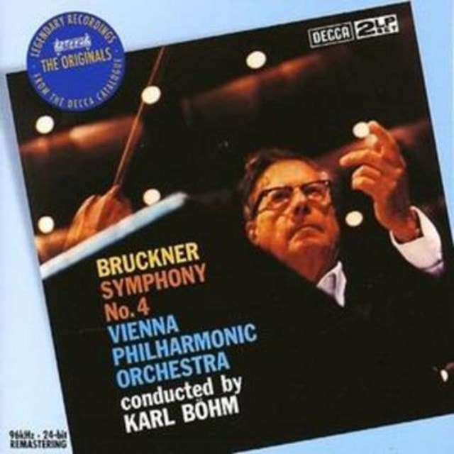 Symphony No. 4 (Bohm, Vienna Po) - 1