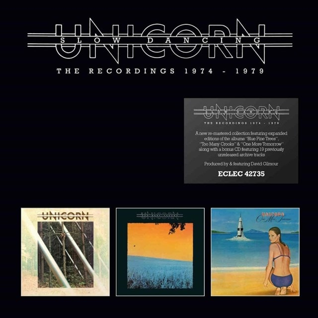 Slow Dancing: The Recordings 1974-1979 - 1