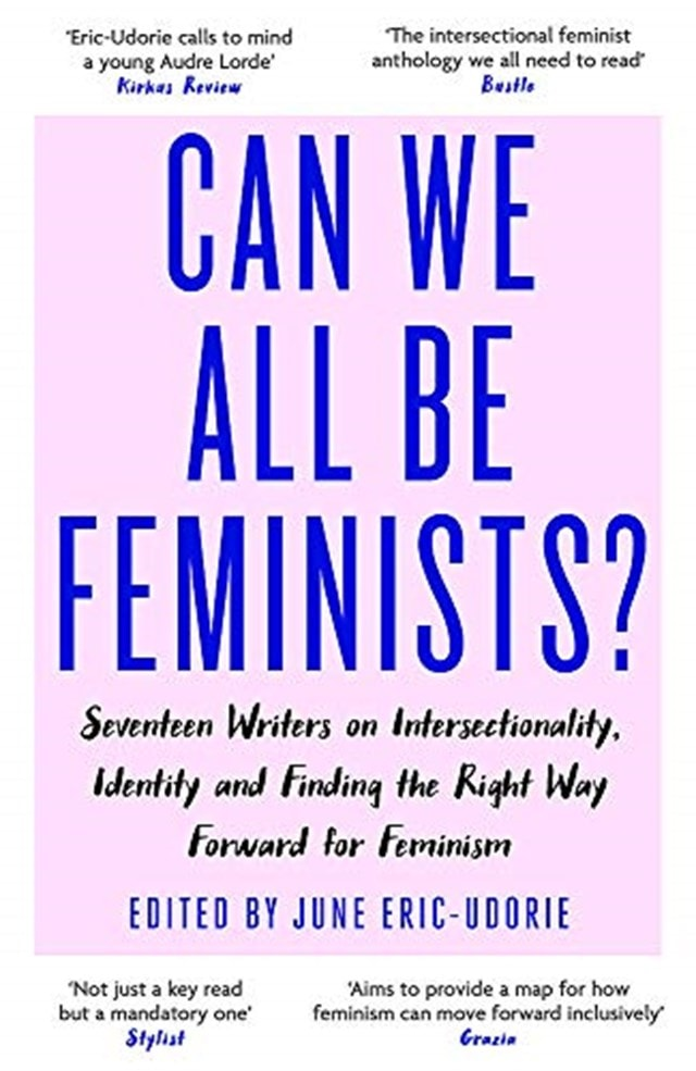 Can We All Be Feminists? - 1
