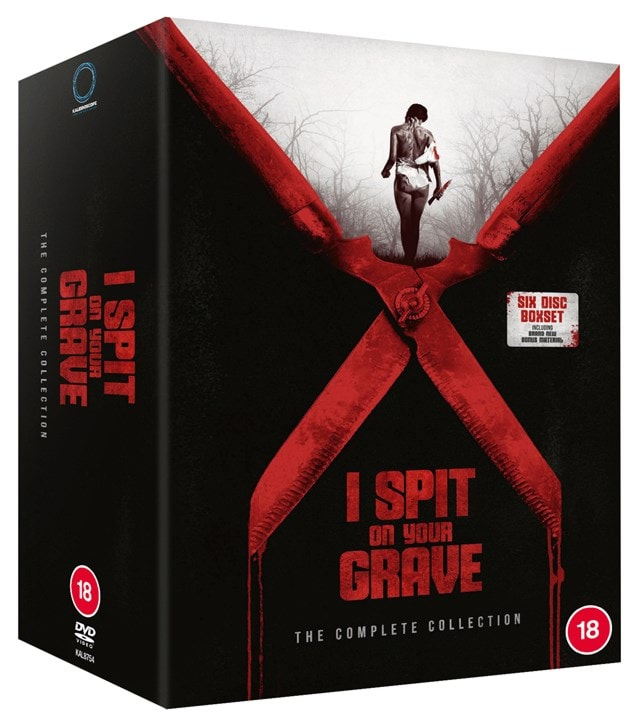 I Spit On Your Grave: The Complete Collection - 2