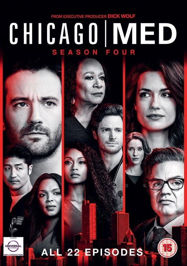 Chicago Med: Season Four - 1