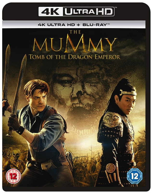 The Mummy: Tomb of the Dragon Emperor - 1