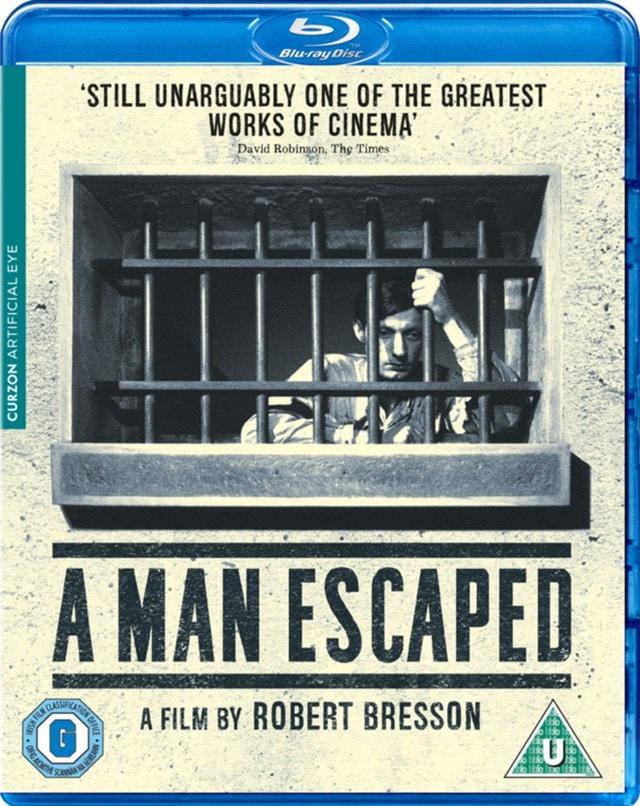 A Man Escaped - 1