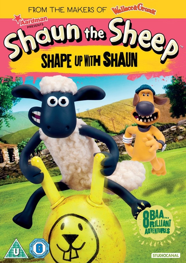 Shaun the Sheep: Shape Up With Shaun - 1