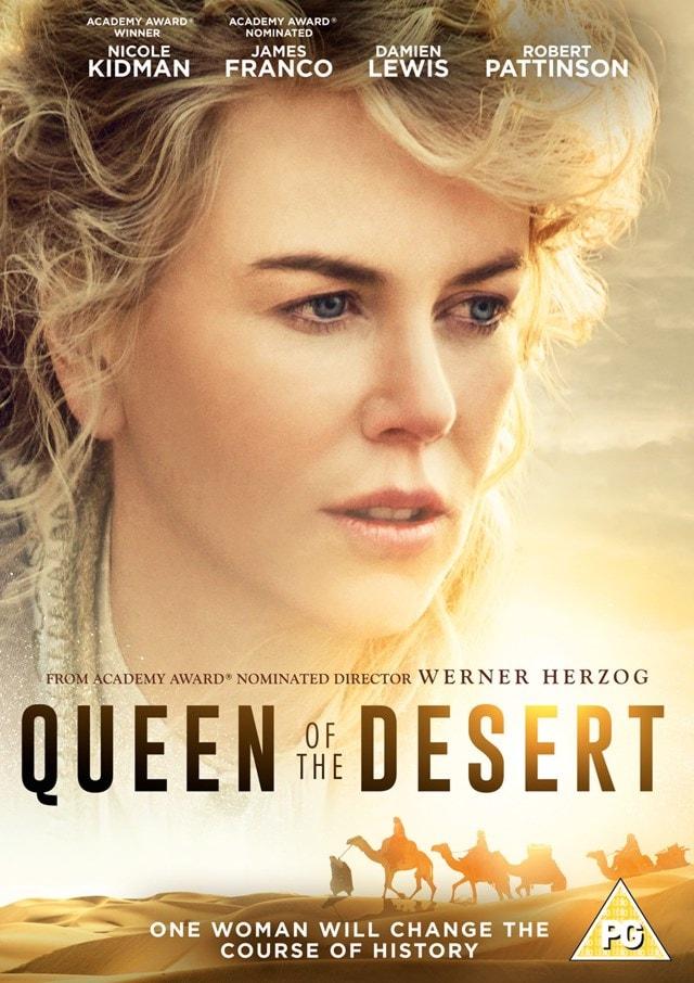 Queen of the Desert - 1
