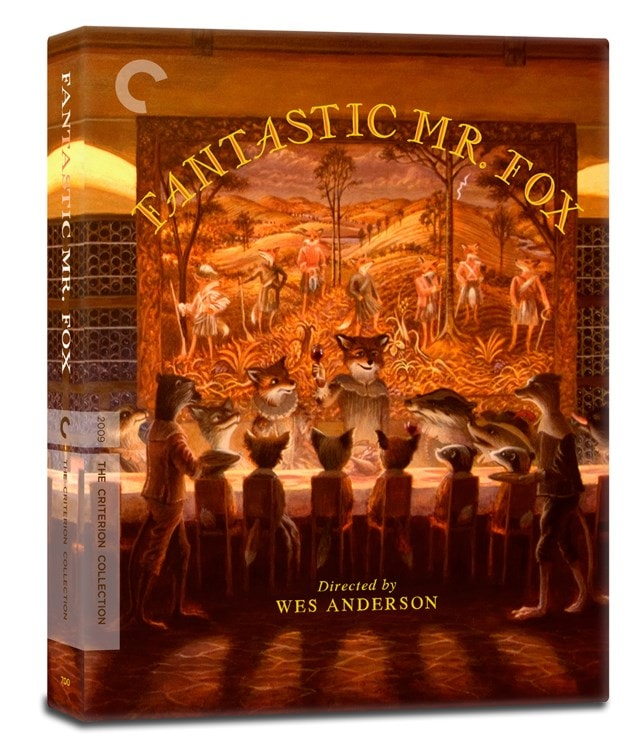 Fantastic Mr. Fox - The Criterion Collection - 2