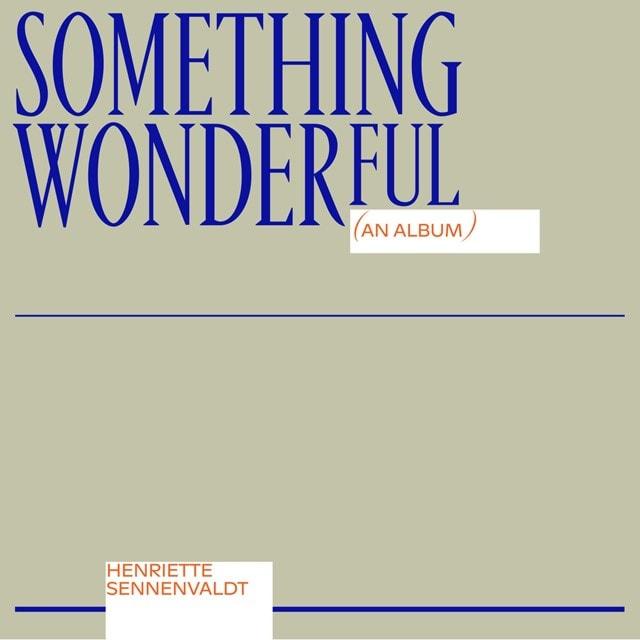 Something Wonderful - 1