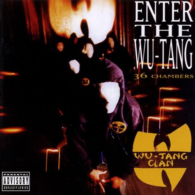 Enter the Wu-Tang (36 Chambers) - 1