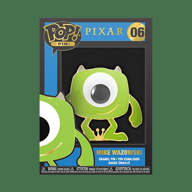 Mike Wazowski: Monsters Inc Funko Pop Pin - 2
