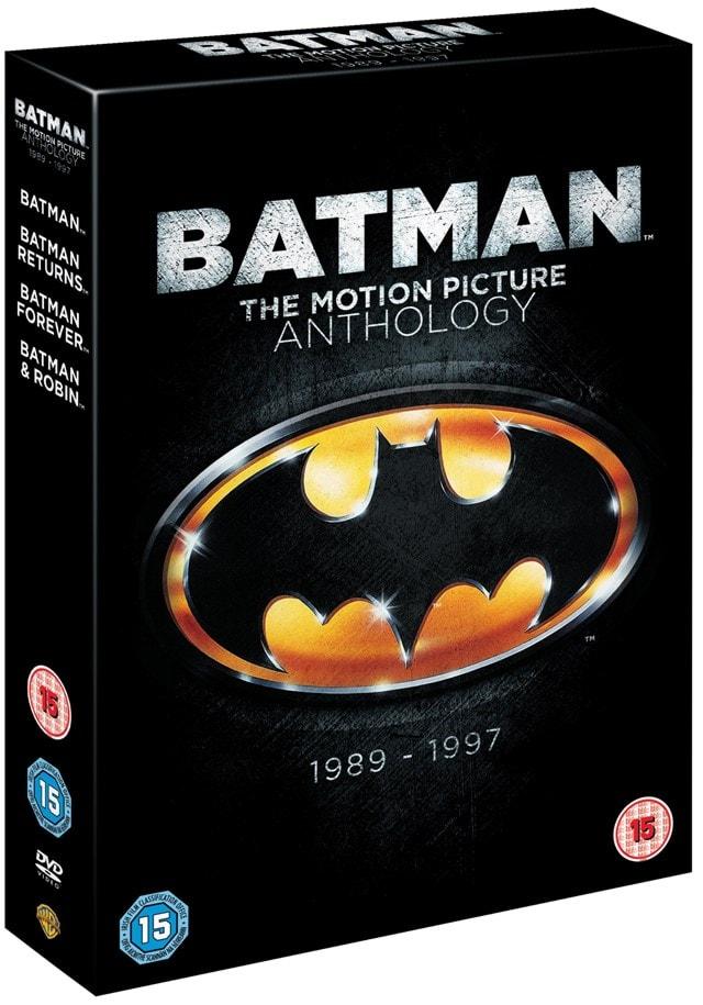 Batman: The Motion Picture Anthology - 2