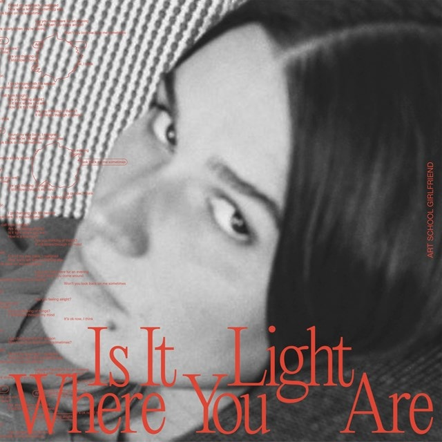 Is It Light Where You Are - Limited Edition Transparent Orange Vinyl - 1