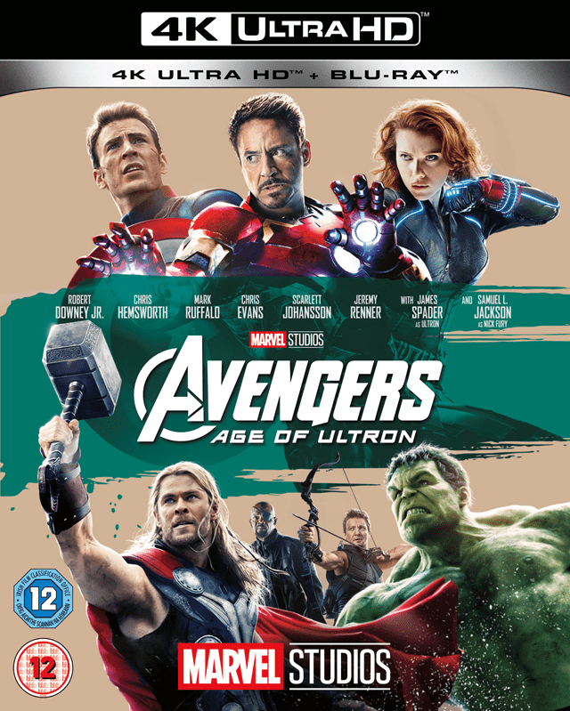 Avengers: Age of Ultron - 1