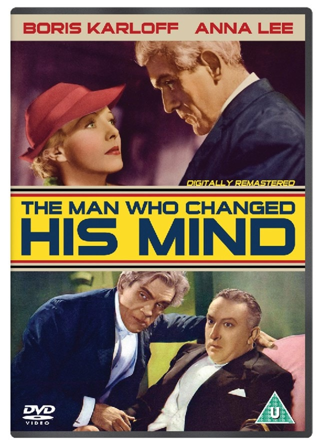 The Man Who Changed His Mind - 1
