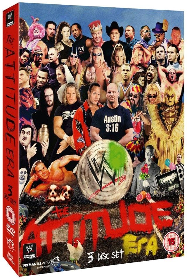 WWE: The Attitude Era - 1