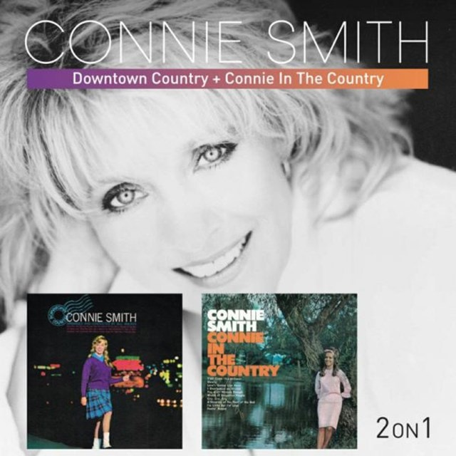 Downtown Country/Connie in the Country - 1