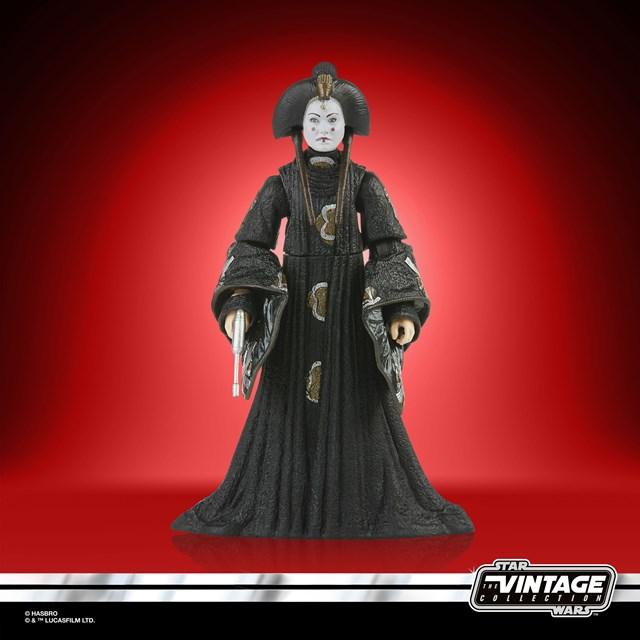 Queen Amidala 3.75 Inch: Phantom Menace: Star Wars: Vintage Collection Action Figure - 4